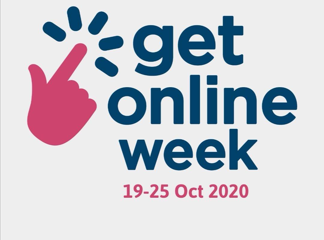 Get Online Week – 19th – 25th October